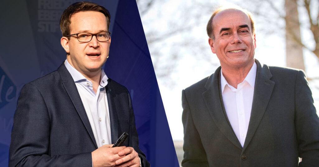 Was Politik von Wirtschaft lernen kann mit Ralf Lottermann und Leif Neugebohrn