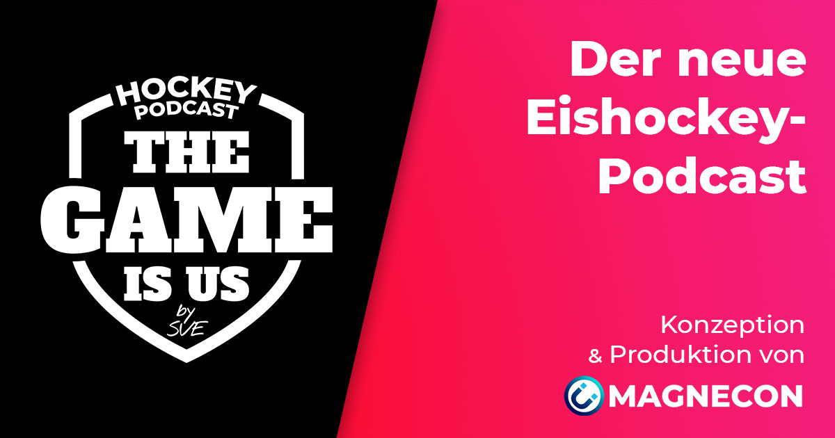Eishockey Podcast The Game is Us
